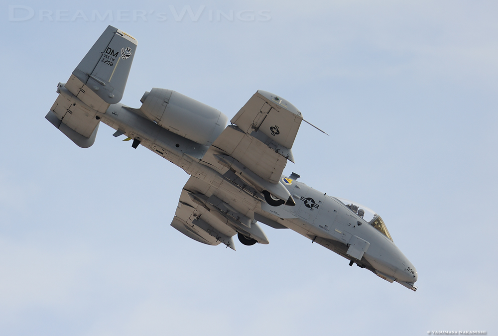 Fairchild Republic A-10C Thunderbolt II